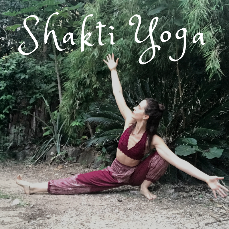 Shakti Yoga in Nature - Friday Sanctuary Session