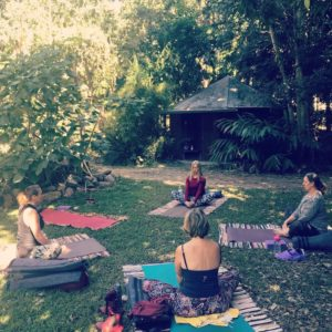 Shakti Yoga 4-week Journey ~ Spring Blossoming {starts 24/8}