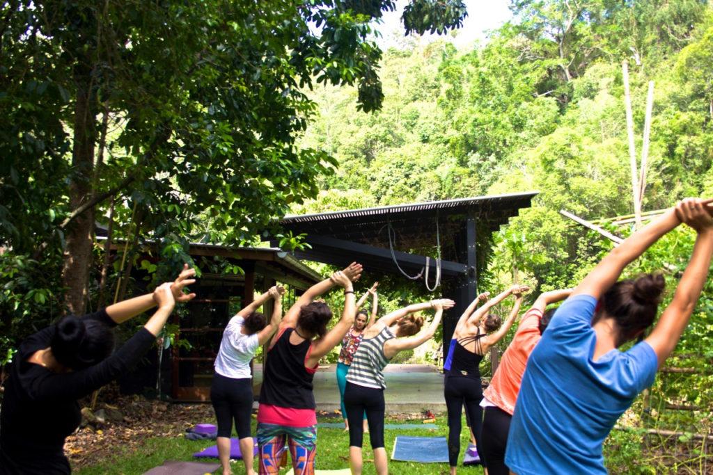 AWAKEN THE HEART: Yoga in Nature women's retreat -19th November