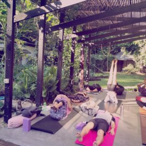 Sunrise Yoga at the Shala - 5 sessions