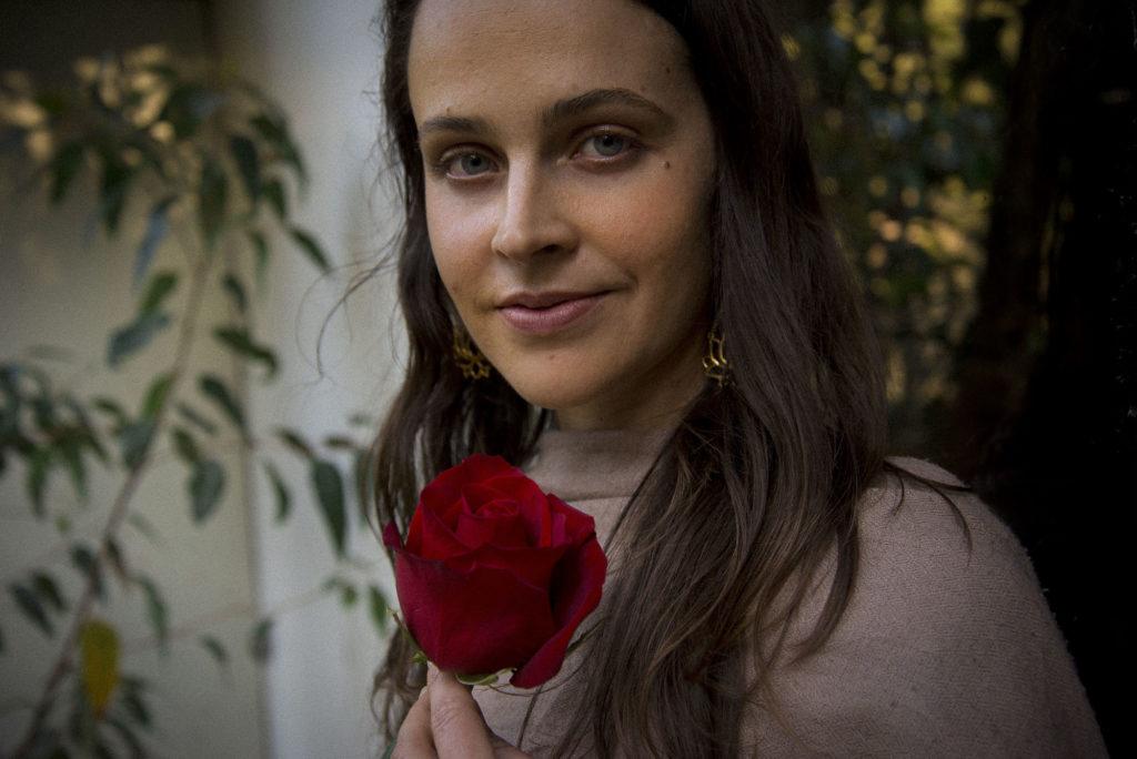 Jasmine red Rose