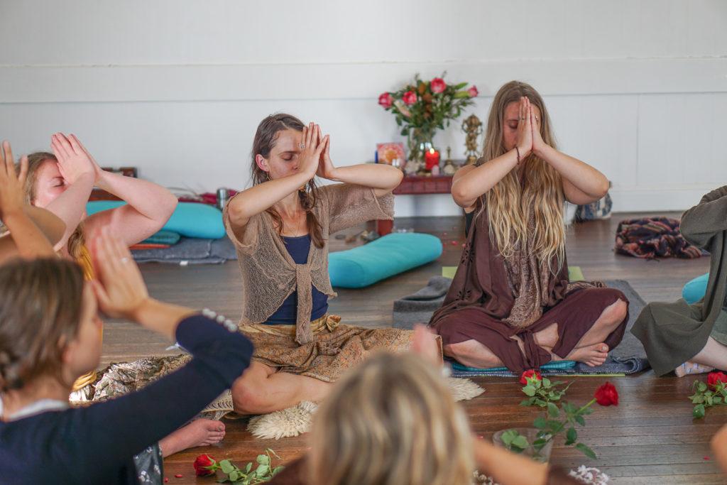 Shakti Yoga Mudra