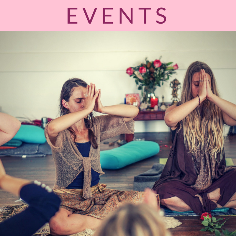 Events with Jasmine Rose