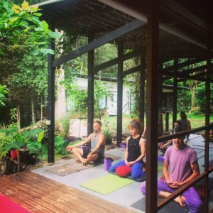Brisbane Yoga class