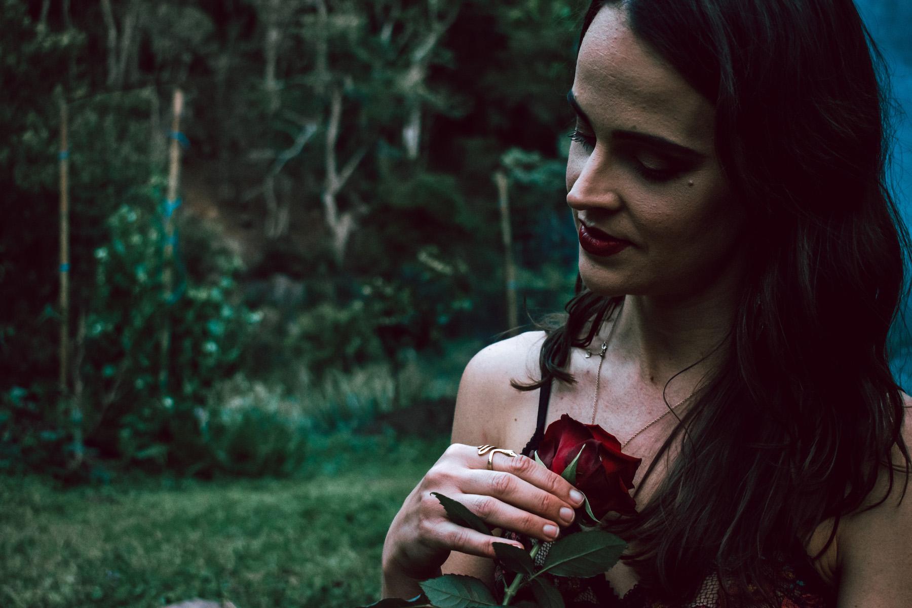 Jasmine Rose at heart