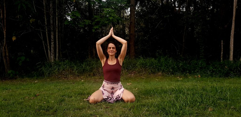 Jasmine Rose Shakti Yoga earth heaven prayer